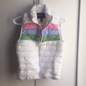 Puffer athletic vest